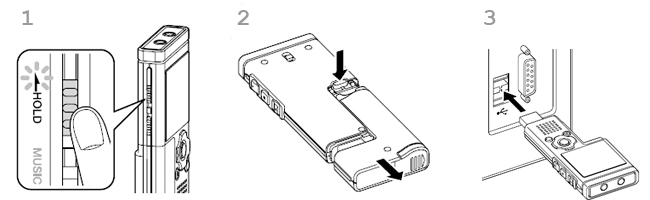 This device, when connected to your computer (Mac or PC) will function just like any other USB flash memory device.