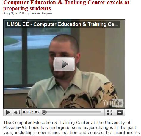 Computer technology in adult education